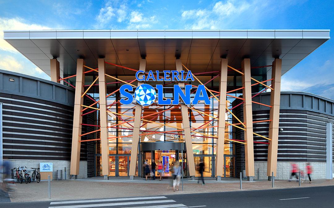 Galeria Solna przywitała 7 000 000 Klienta!