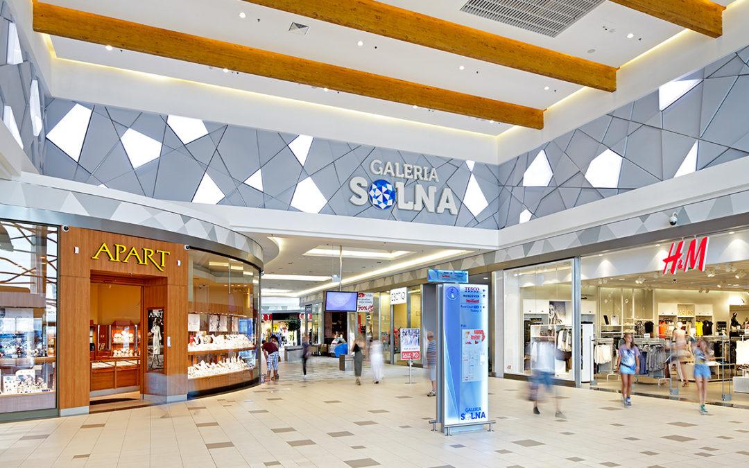 Galeria Solna poszerza swoją ofertę.