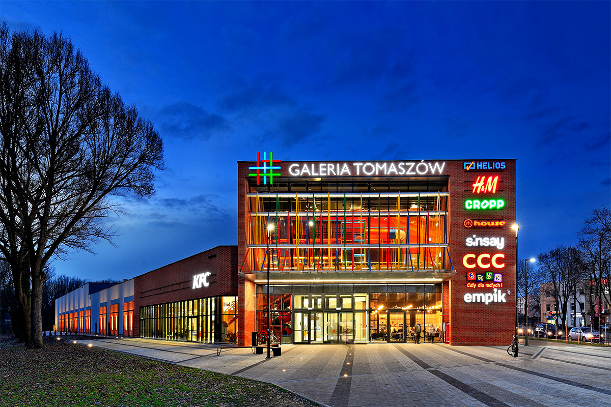 Galeria Tomaszów Acteeum Central Europe