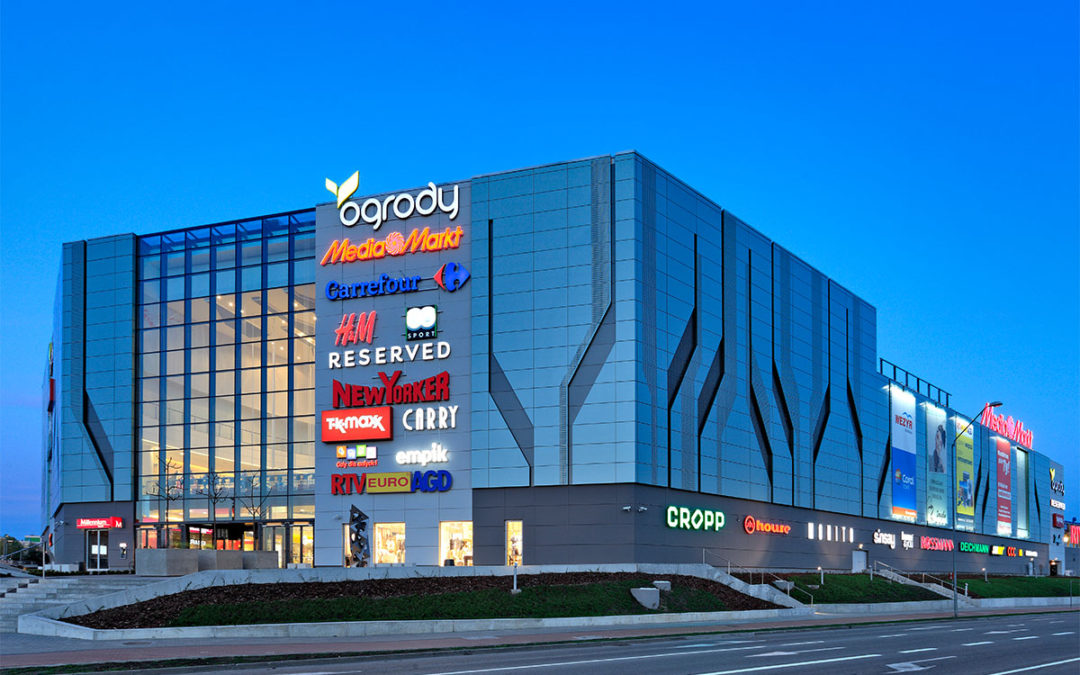 CH Ogrody na Shopping Center Forum 2013