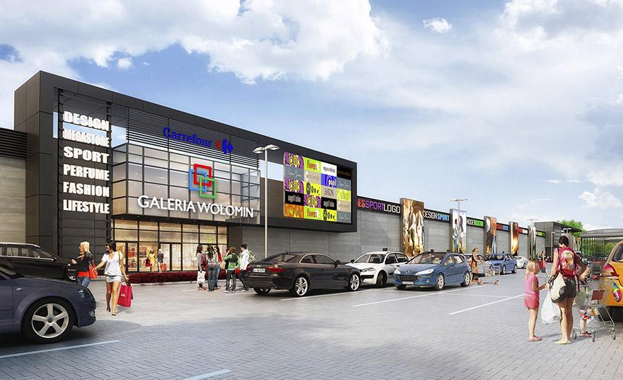 Rusza Retail Park przy Galerii Wołomin
