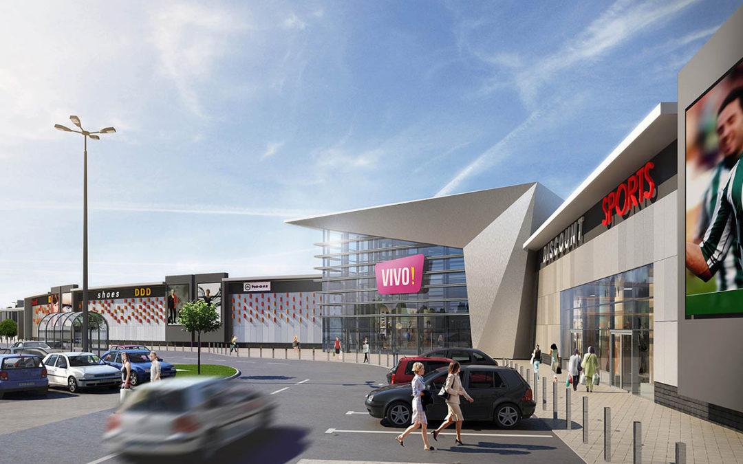 Trzecie Centrum Handlowe Vivo! w Polsce powstanie w Krośnie