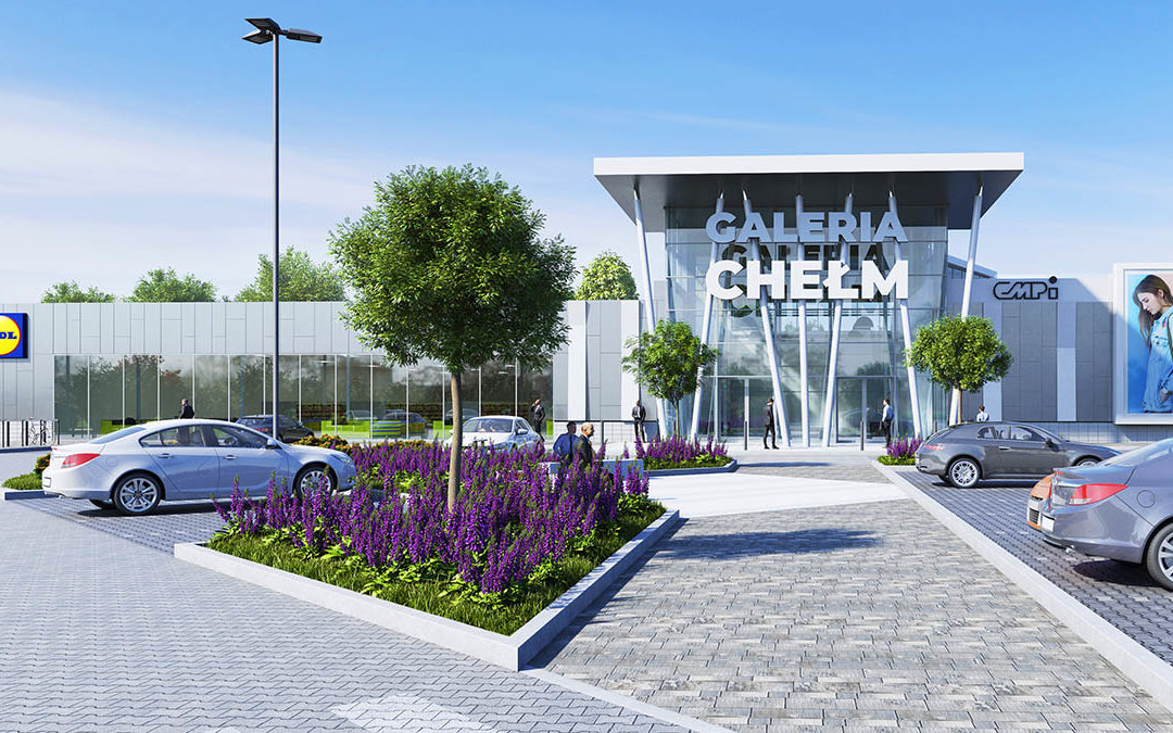 Lidl becoming the food anchor tenant in Galeria Chełm