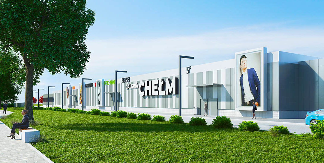 Galeria Chełm enriches its offer with four new brands