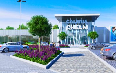 Construction of Galeria Chełm has started