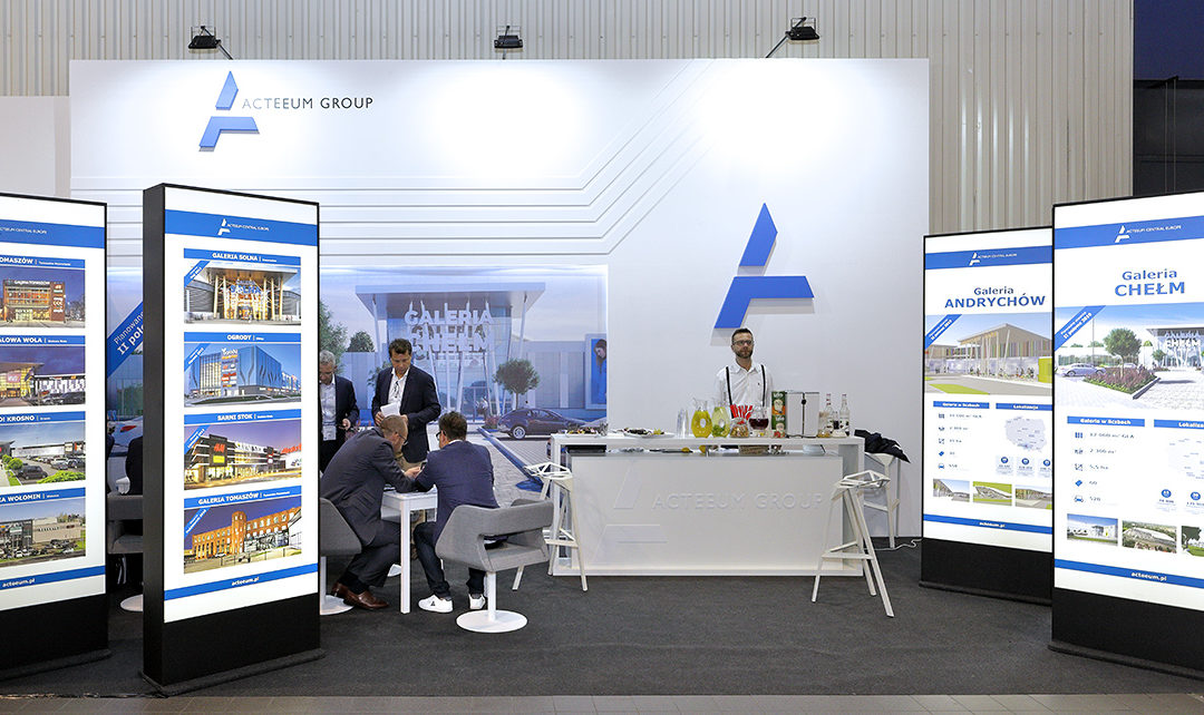Galeria Andrychów became the Acteeum hot topic at the Shopping Center Forum 2018