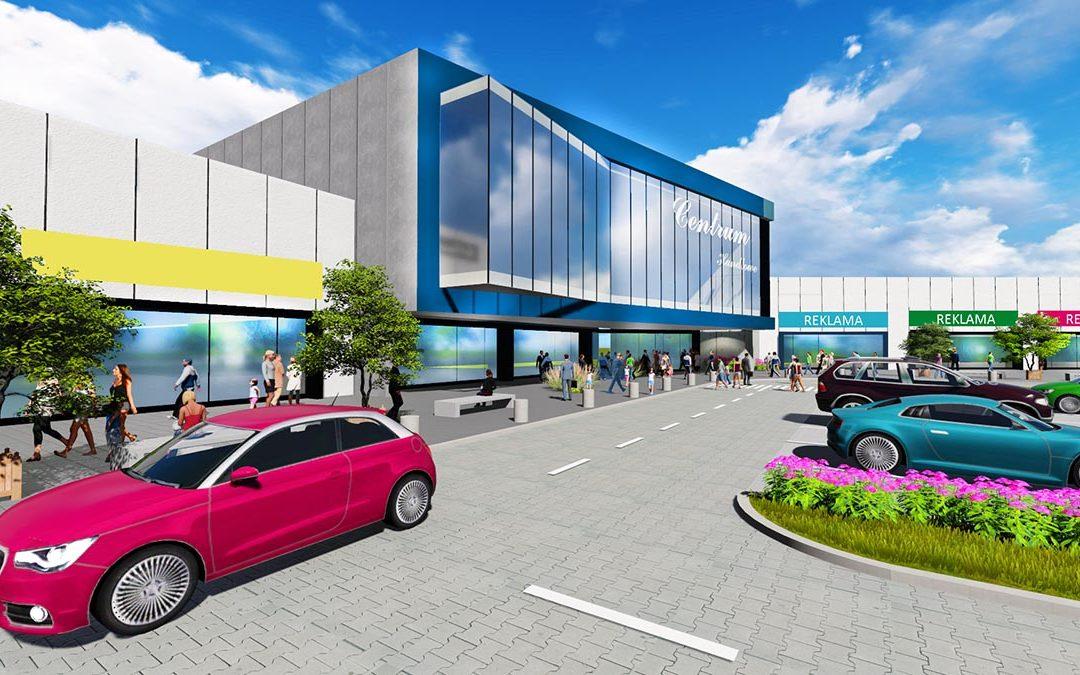 Koszalin Power Center – nowy projekt w portfolio Acteeum