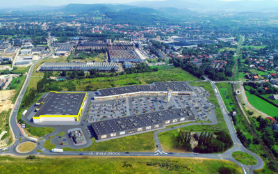 Acteeum keeps the momentum – new retail projects in Koszalin and Siemianowice Śląskie on the horizon