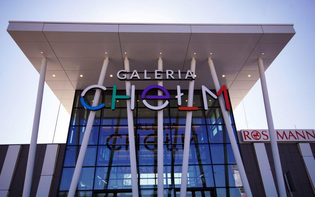 Liczne akcje wsparcia Galerii Chełm