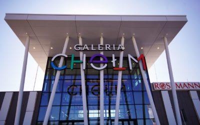 Galeria Chełm umożliwi zakup produktów pierwszej potrzeby