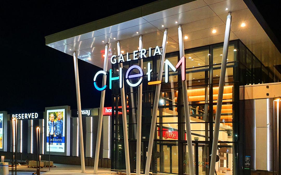 Rossmann kolejnym otwartym sklepem w Galerii Chełm