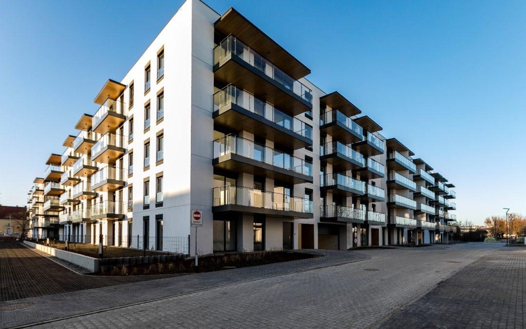 Zakończenie budowy i ponad 95% sprzedanych mieszkań w Vilda Park!