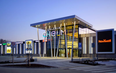 Galeria Chełm with the BREEAM Final Stage certificate!