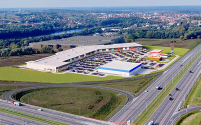 Acteeum prepares another retail park – Ostróda Power Center