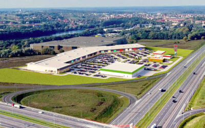 LPP Group selects Ostróda Power Center for new stores of its brands in Ostróda