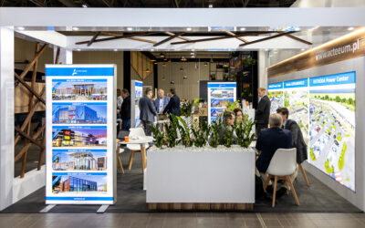 Three new retail parks become Acteeum hot topics at Shopping Center Forum 2021